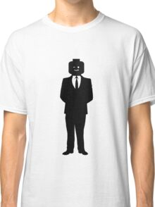 Minifig Business Man Classic T-Shirt