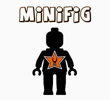 Minifig [Black], Customize My Minifig Star Logos Unisex T-Shirt
