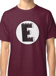 THE LETTER E Classic T-Shirt