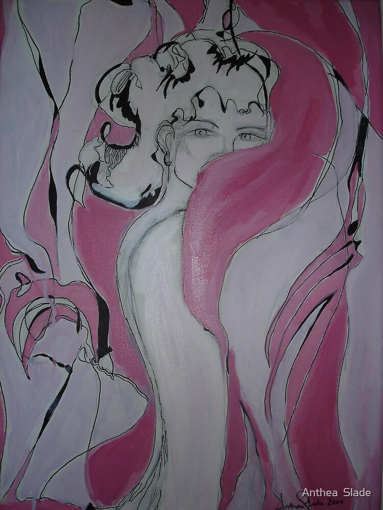 Hidden  by Anthea  Slade
