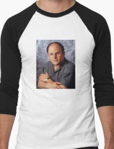 GEORGE COSTANZA (LONG SLEEVE) Men's Baseball ¾ T-Shirt