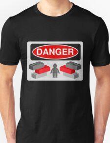 Danger Bricks & Minifig T-Shirt