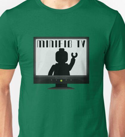 MINIFIG TV Unisex T-Shirt
