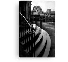 The Bridge, Newcastle Canvas Print