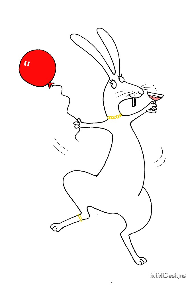Happy bunnyday by MiMiDesigns