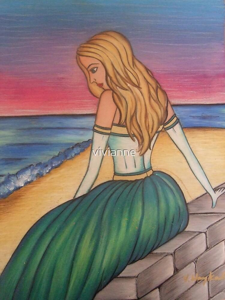 The Beach by vivianne