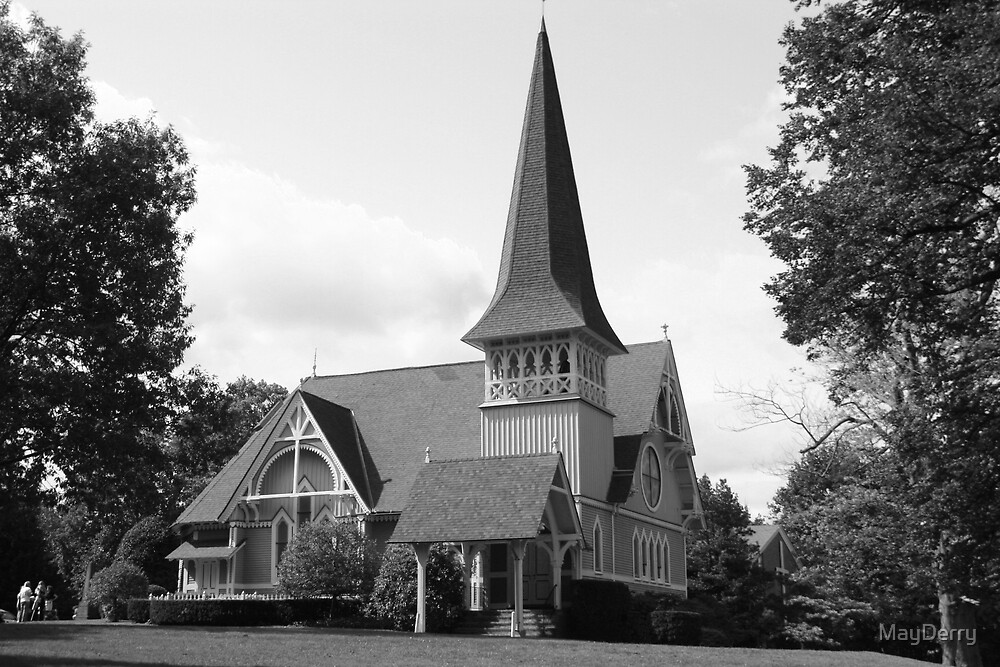Cold Spring Church by MayDerry
