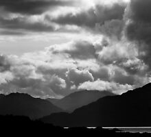 Sky over Skye by ThomasB