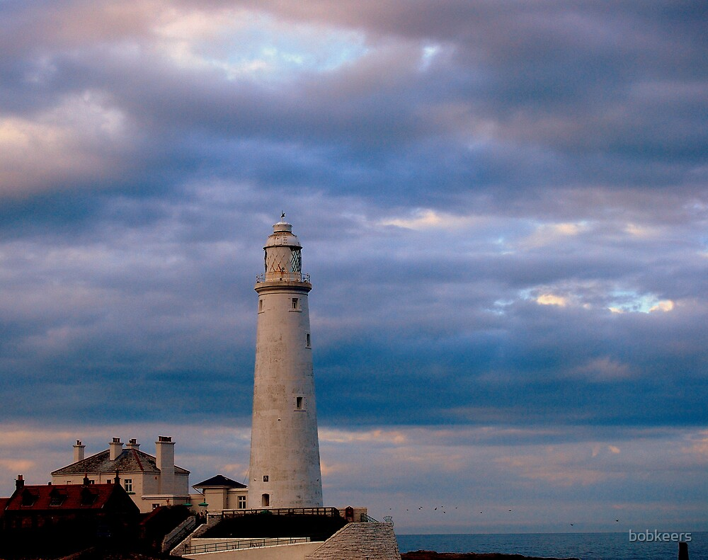 The Lighthouse by bobkeers