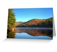 Perch Pond Greeting Card