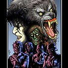 AMERICAN WEREWOLF IN LONDON by mrbones