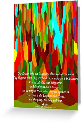 The Lord's Prayer For Children by Ruth Palmer