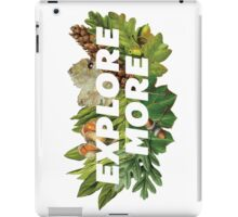 Explore More iPad Case/Skin