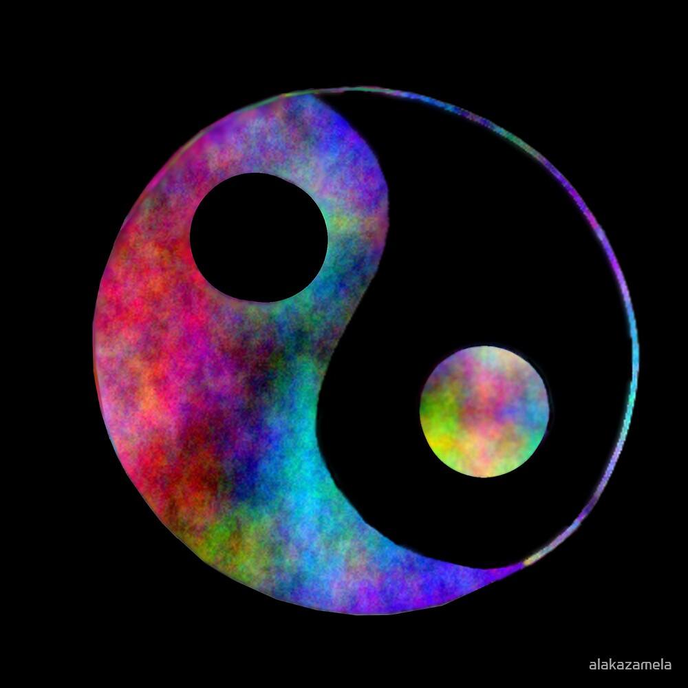 Yin and Yang by alakazamela