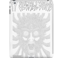 Ty Segall Band iPad Case/Skin