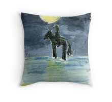 Last of Four by Alex Throw Pillow
