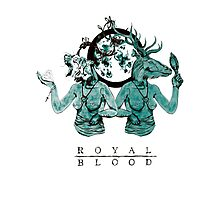 Royal Blood Photographic Print
