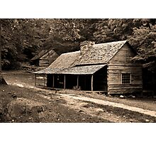 Noah 'Bud' Ogle Place Photographic Print
