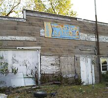 Old Junk Yard  by thethreeamigos777