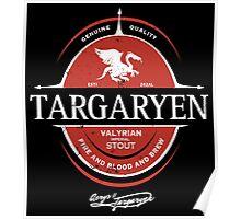 Targaryen Imperial Stout Poster