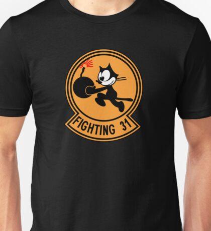 USA STRIKE FIGHTER SQUADRON 31 Unisex T-Shirt