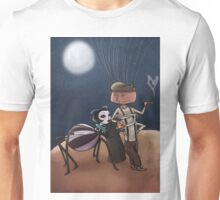 Peach By The Moonlight Unisex T-Shirt