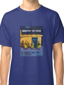 The McMafia take over the ministry! Classic T-Shirt