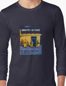 The McMafia take over the ministry! Long Sleeve T-Shirt