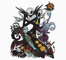 The Nightmare Before Christmas Kids Clothes