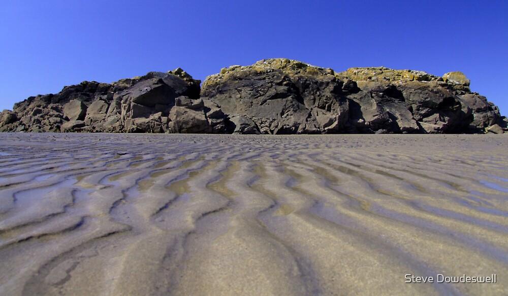 Rocks by Steve Dowdeswell