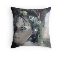 A Little Autumn Magic... Throw Pillow