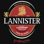 Lannister Pale Ale by girardin27