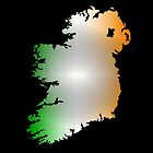Map Of Ireland Design by Sookiesooker