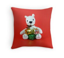 Presents for Me? Throw Pillow