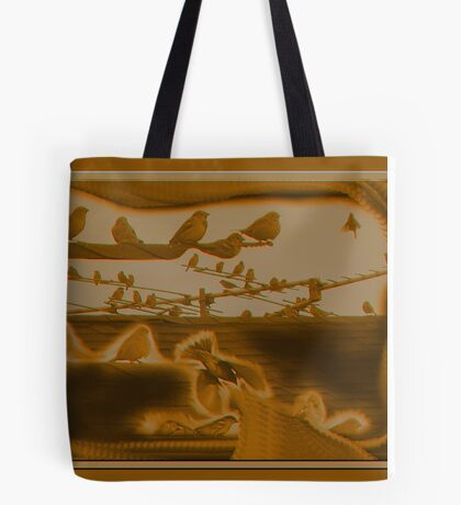 Awesome Reception Tote Bag