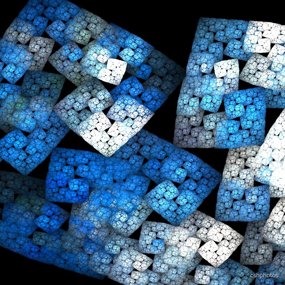 Fractal Blocks by cshphotos