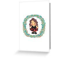 Sweet Lorde Greeting Card