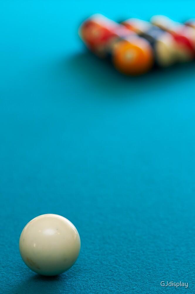 pool table by GJdisplay