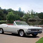 1966 Buick Gran Sport Convertible 2 by DaveKoontz