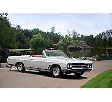 1966 Buick Gran Sport Convertible 2 Photographic Print