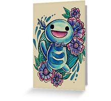 Wooper Greeting Card