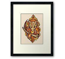 Marowak Framed Print
