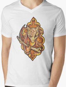 Marowak Mens V-Neck T-Shirt