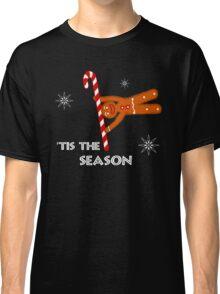 'Tis the Season for pole acrobatics Classic T-Shirt