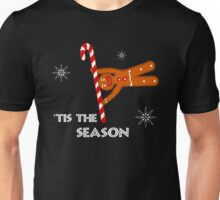 'Tis the Season for pole acrobatics Unisex T-Shirt