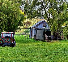 """""""Afternoon at the Farm"""" by Phil Thomson IPA"""