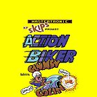 Gaming [C64] - Action Biker by ccorkin