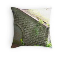 crypt Throw Pillow
