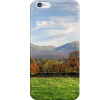 Fells and Fields iPhone Case/Skin