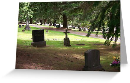 cemetery by michael griffith